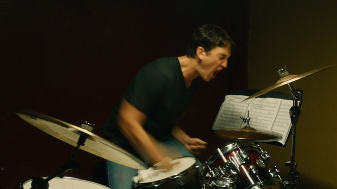 Excited-Miles-teller-Drumming-2014-Movie-Whiplash-Wallpaper